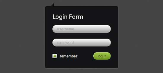 jQuery Login Registration