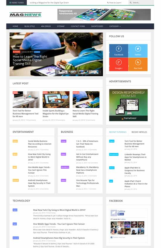 MagNews-Responsive-Blogger-Template