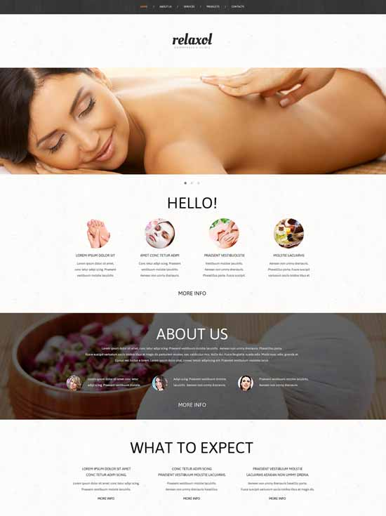 Massage-Salon-Responsive-Website-Template