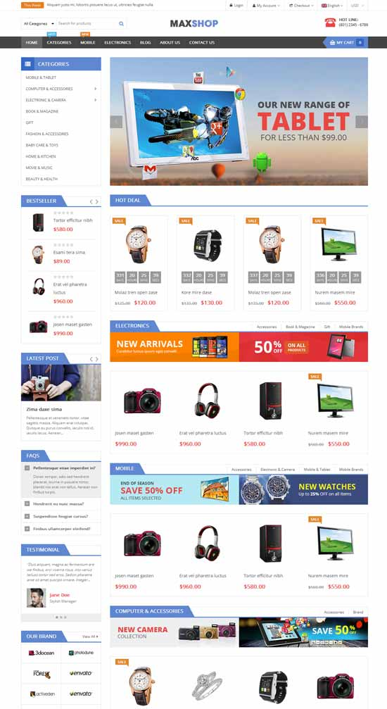 Maxshop-Responsive-WordPress-WooCommerce-Theme