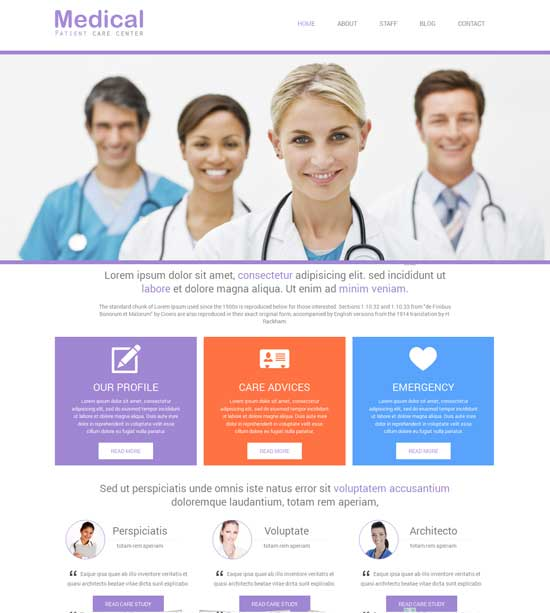 Medical-Free-Hospital-Website-Template