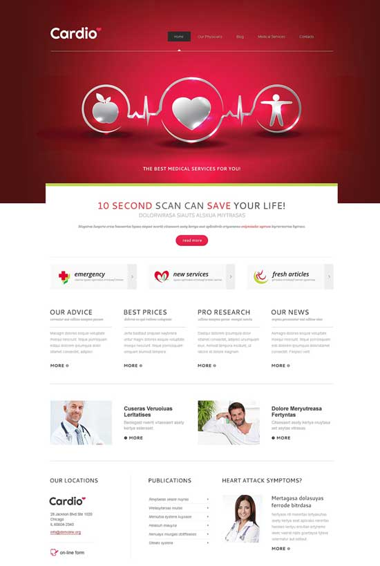 Medical-Services-Joomla-Template