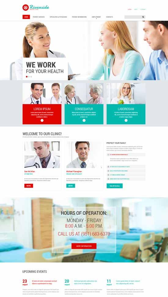 Medical-Services-Website-Template