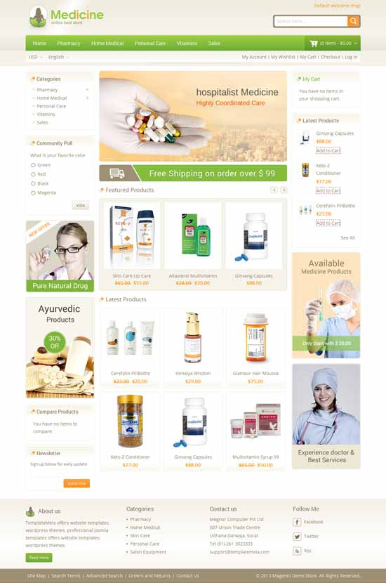 Medicine-Store-Responsive-Magento-Theme