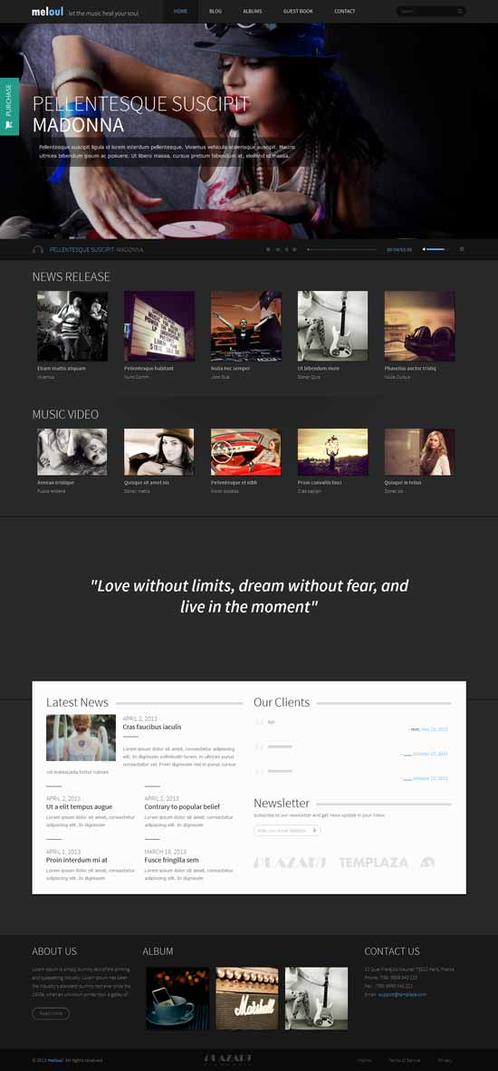 Meloul-Music-Responsive-Joomla-Template