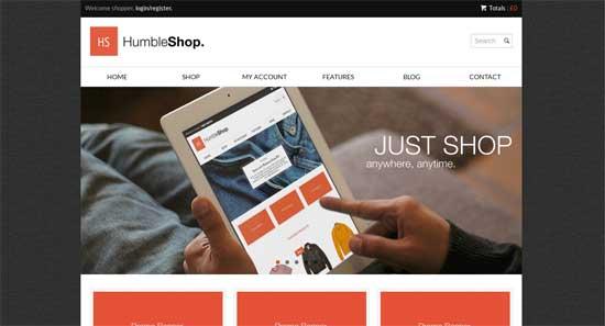 Minimal-eCommerce