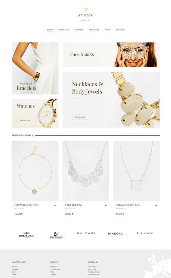 Minimalist-Shopping-Jewelry-WordPress-Theme