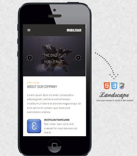Mobilebar-Mobile-Retina-WordPress-Version