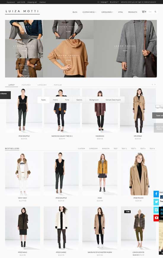 Moda-Opencart-Theme