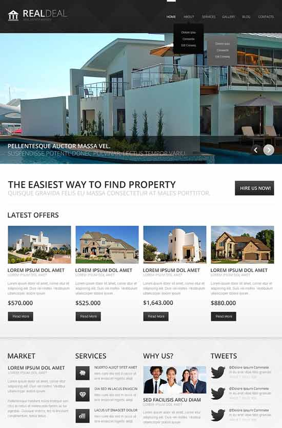 Modern-Real-Estate-Agency-Joomla-Template