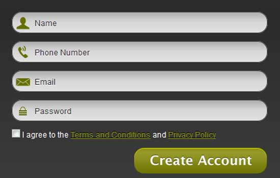 ModerDesigning Modern Web Forms with HTML 5 and CSS3