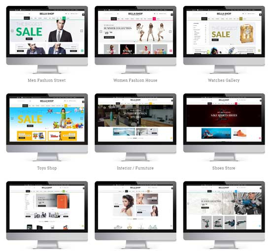 Multipurpose-eCommerce-HTML-Template