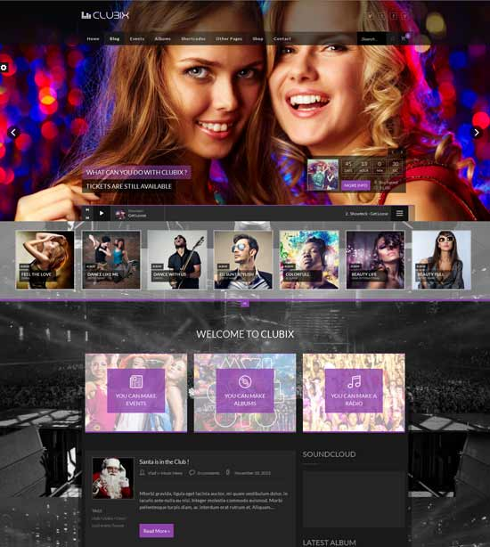 Music-Events-WordPress-Theme