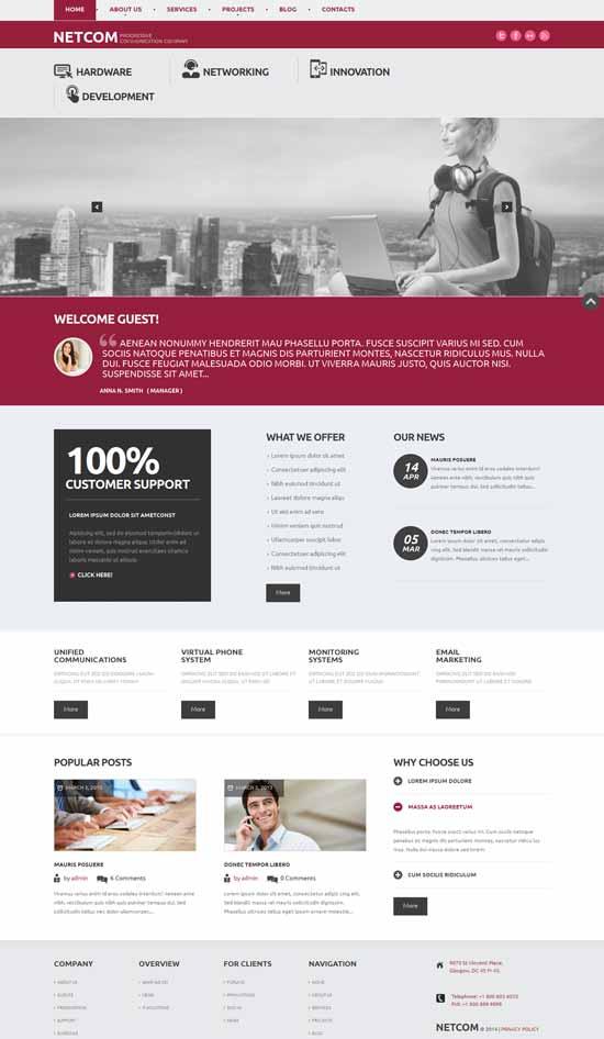 NetCom-IT-Company-WordPress-Theme