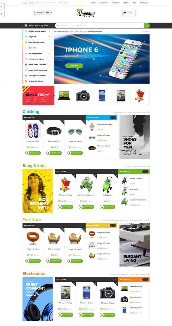 New-Shopping-Prestashop-Themes