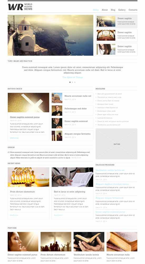 News-Portal-Responsive-Joomla-Template