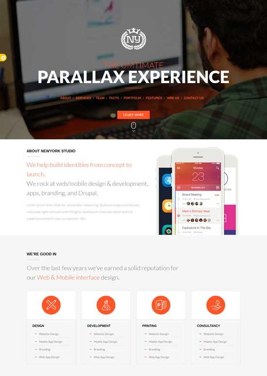 Newyork-Studio-Multipurpose-Parallax-Template