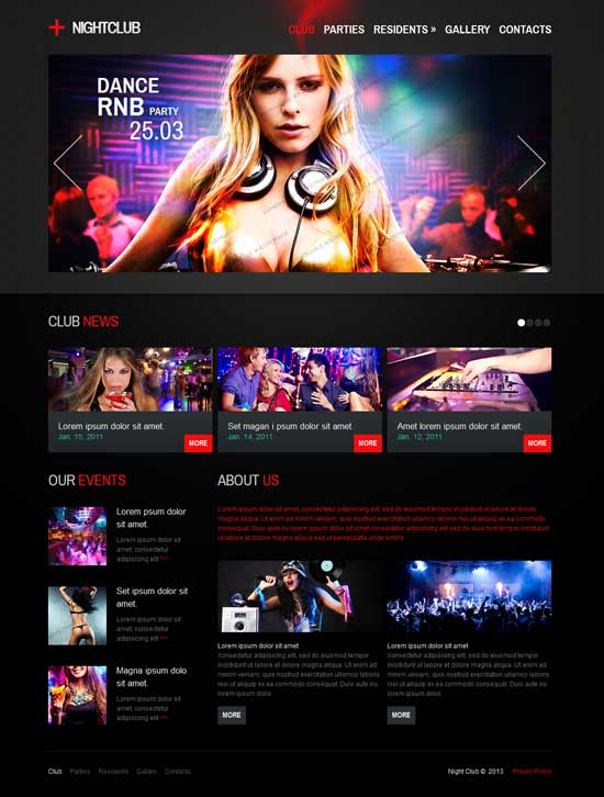 Night-Club-Responsive-Template