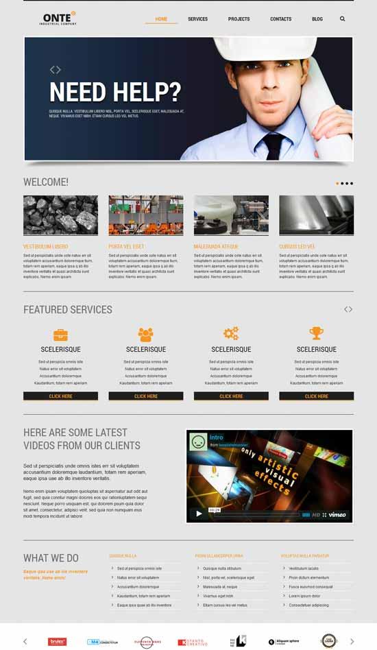 ONTE-Industrial-Company-Responsive-Joomla-Template