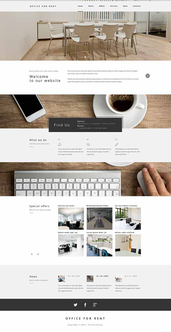 Office-for-Rent-Website-Template