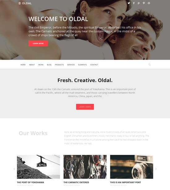 Oldal-Responsive-HTML5-Business-Template