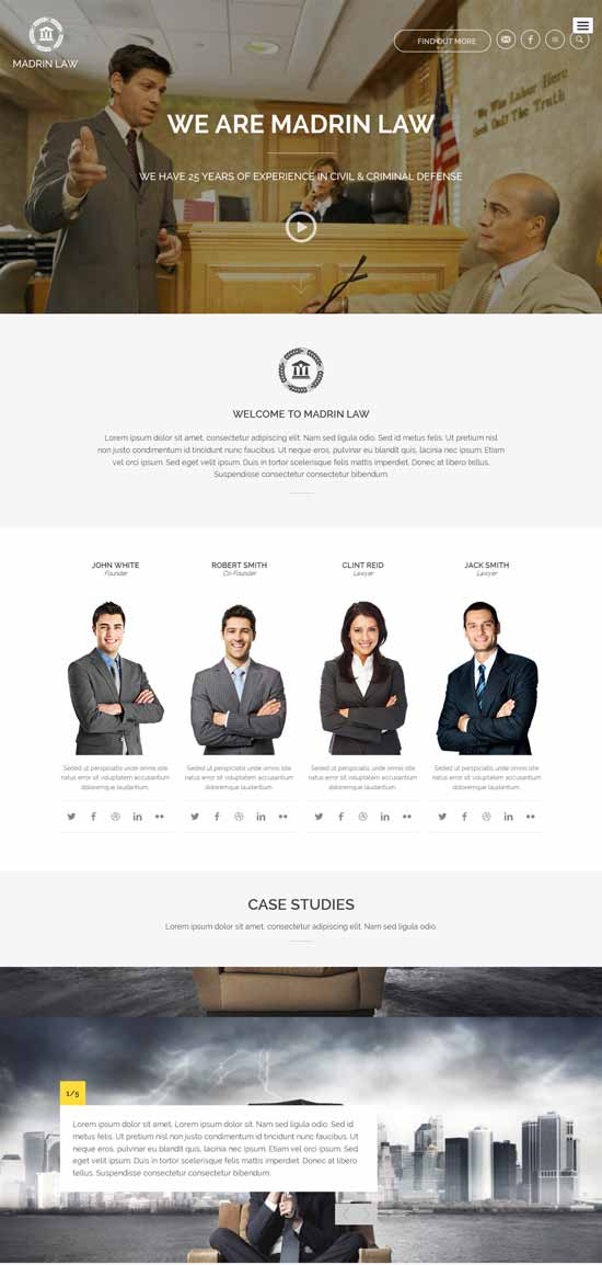 One-Page-Law-Firm-HTML-Template