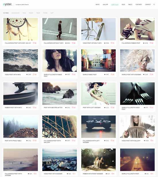 Oyster-Creative-Photo-WordPress-Theme