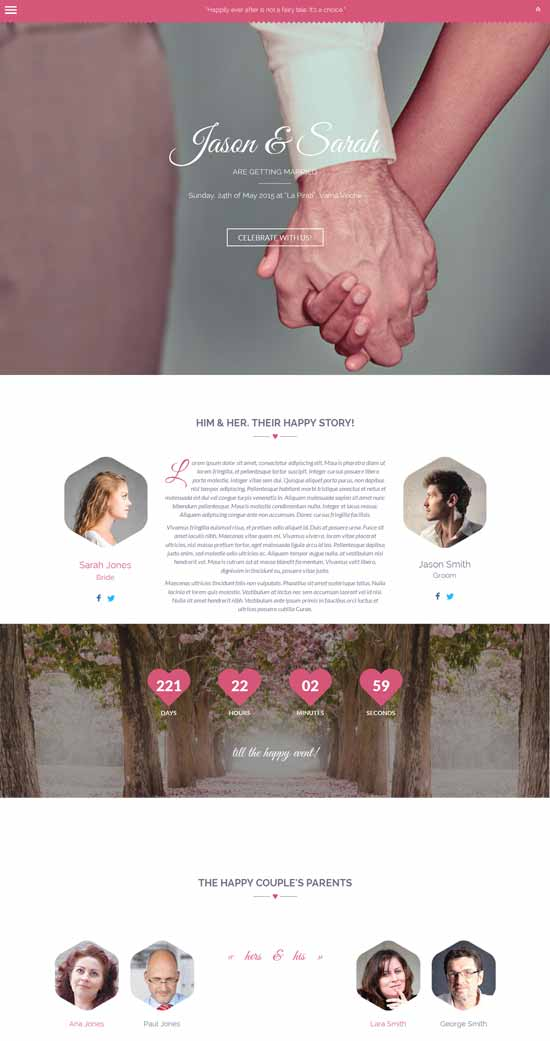 Parallax-Animated-Wedding-HTML-Template