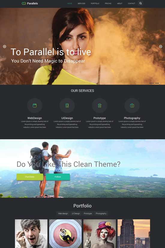 Parallels-free-Flat-Corporate-Responsive-web-template