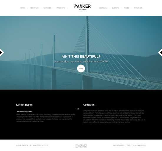Parker-Creative-Architecture-WordPress-Theme