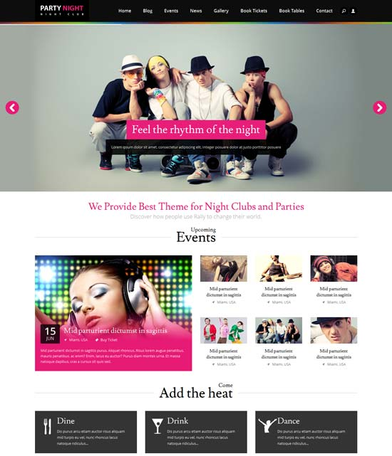 Party-Night-Club-HTML-Template