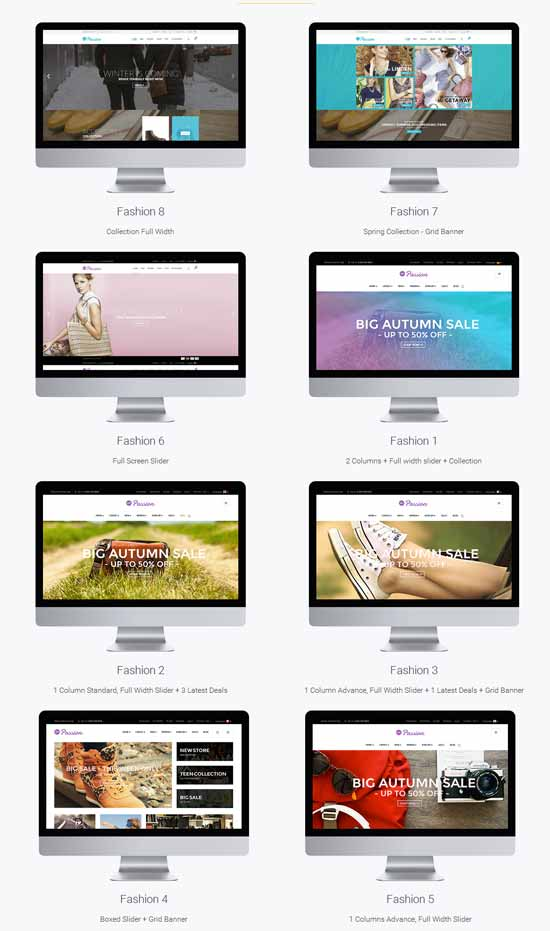 Passion-Ultimate-Magento-Theme