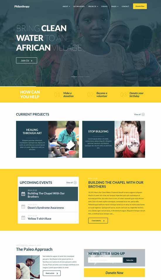 Philanthropy-Charity-Nonprofit-WordPress-Theme