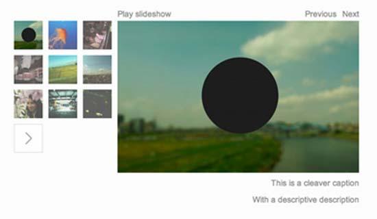 Photospace Gallery Plugin