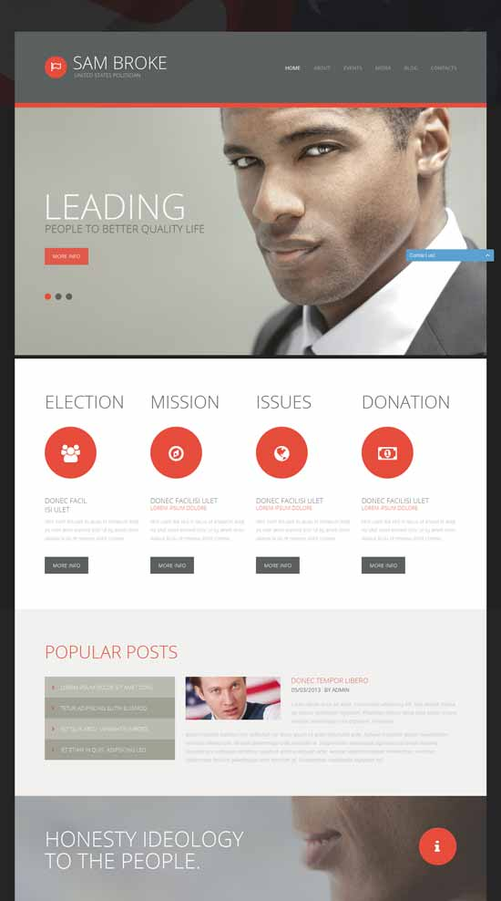 Political-Wordpress-Theme-2021