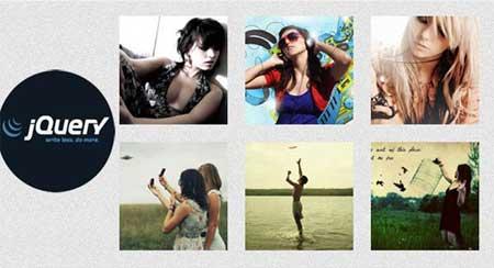 Responsive Portfolio Gallery with jQuery Tutorial