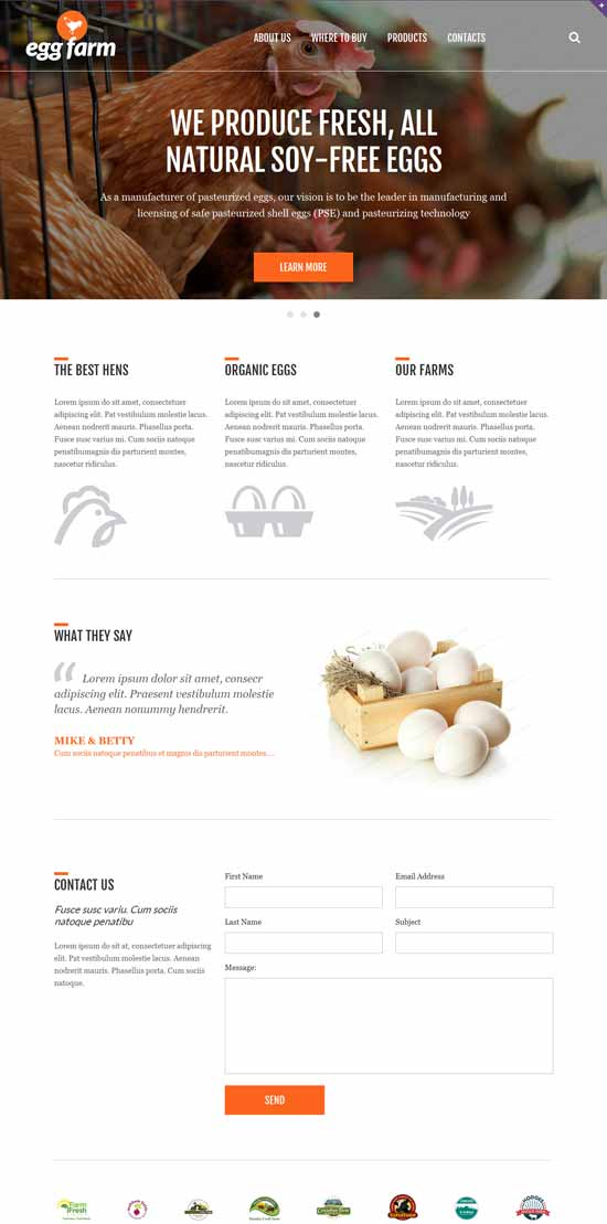 Poultry-Farm-Responsive-Website-Template