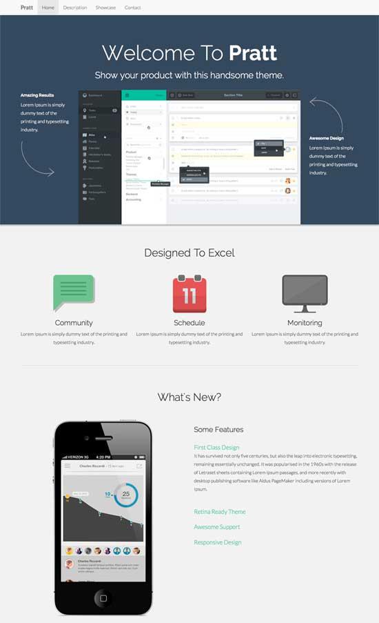 Pratt-App-Landing-Page-Template