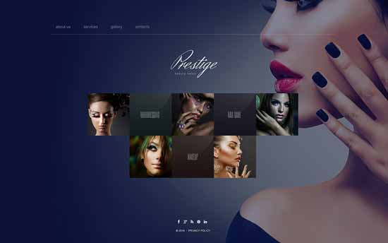 Prestige-Beauty-Salon-Website-Template