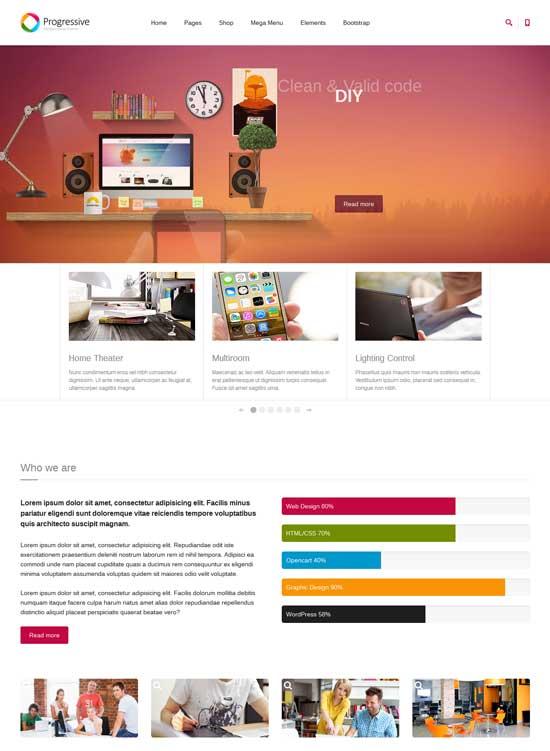 Progressive-best-website-templates-march-2014