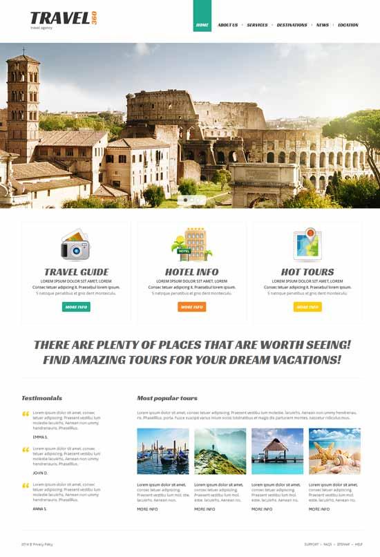 Proper-Travel-Joomla-Template