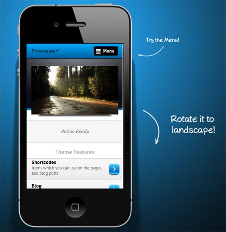 Provocateur-Mobile-WordPress-Theme