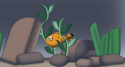 Pure-CSS3-Animated-Fish-Tank