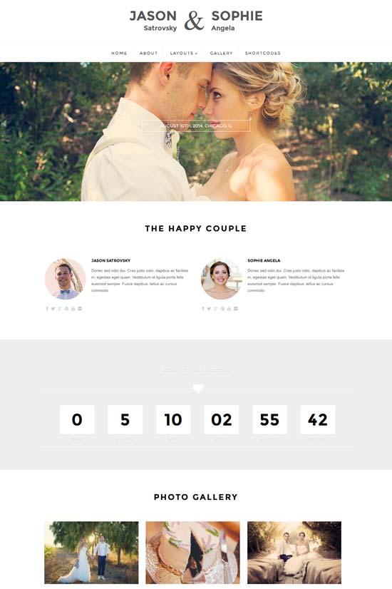 Qaween-Responsive-WordPress-Wedding-Theme