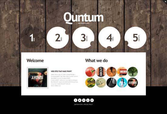 Quntum-Design-Studio-Website-Template