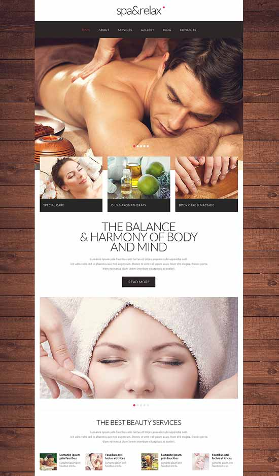 Relaxation-Beauty-Website-Template