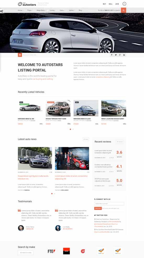 Responsive-Car-Dealership-Template