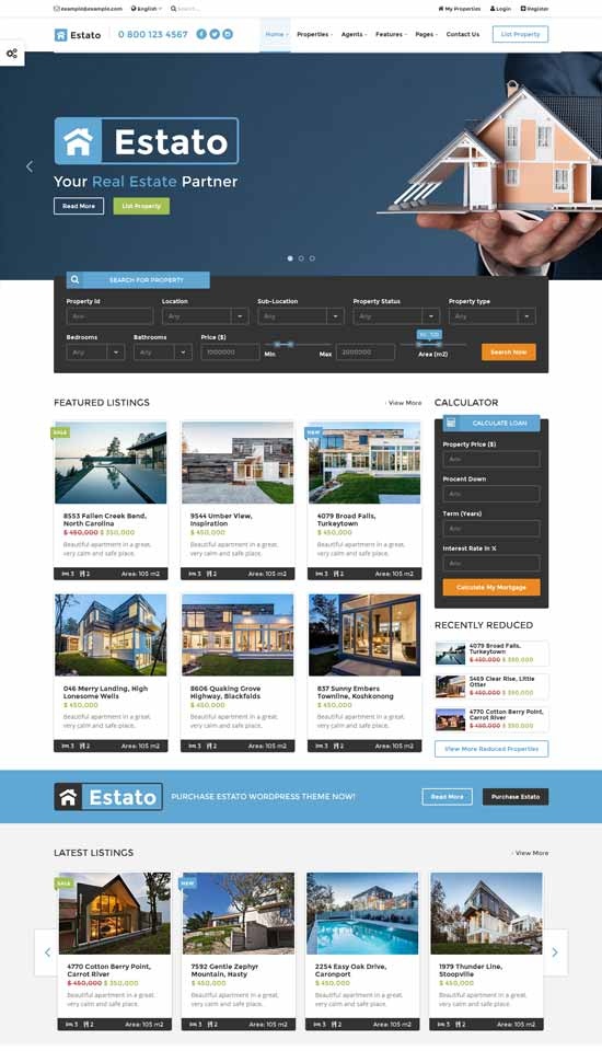 Responsive-Featured-Real-Estate-HTML-theme