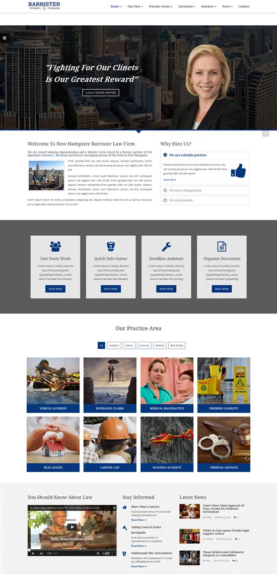 Responsive-Law-Business-HTML5-Template