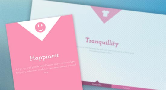 CSS-Only Free Responsive Layout with Smooth Transitions